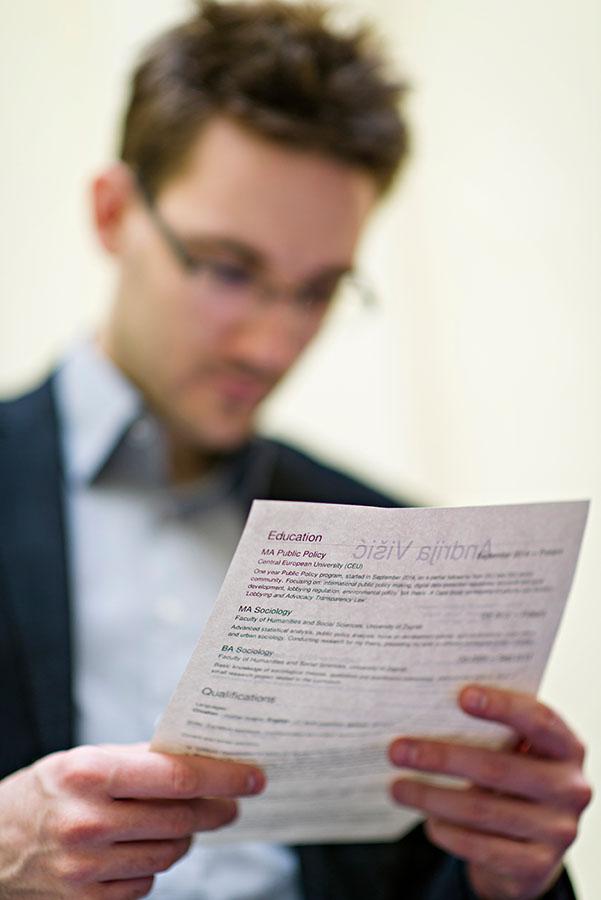 Career Camp: CV Writing for job/internship applications - Starter